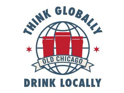 Think Globally. Drink Locally.